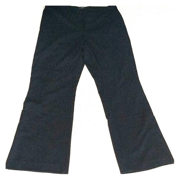 Dana Buchman Pants - Elegant Dana Buchman black slacks
